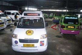Angkot modern Bogor dihentikan sementara, ini alasannya