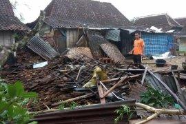 BPBD Bojonegoro Data Dampak Kerusakan Angin Kencang