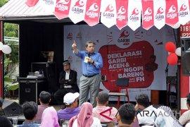 Deklarasi Ormas GARBI Aceh