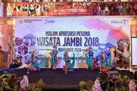 Apresiasi Pesona Wisata Jambi upaya meningkatkan kepariwisataan