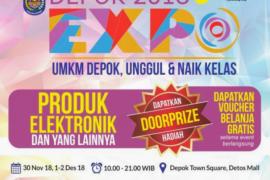 Pemkot gelar Depok Expo 2018