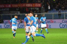 Hasil dan klasemen Liga Italia, Napoli geser Inter dari peringkat kedua