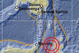 Gempa 5,5 SR goyang Halmahera Maluku Utara