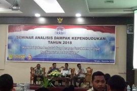 BKKBN gelar seminar pemberdayaan penduduk di Malut