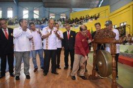 1.155 karateka bersaing di Piala Walikota Tebing Tinggi