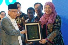 AQUA raih Halal Award - Halal Top Brand 2018 dari LPPOM MUI