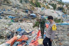 Polisi ciduk enam penambang ilegal gunung Botak