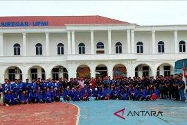 KMN UPMI gelar maper bagi mahasiswa baru