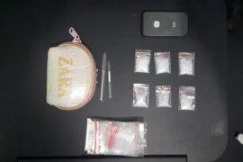 Polisi ringkus tiga pengedar narkotika
