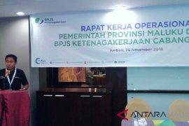BPJS-Ketenagakerjaan membangun sinergi dengan Pemda Maluku