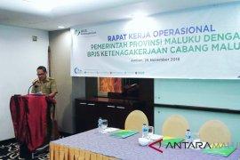 Pemprov Maluku apresiasi Raker BPJS-K se-Maluku