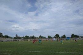 Bangka Tengah incar emas sepak bola Porprov