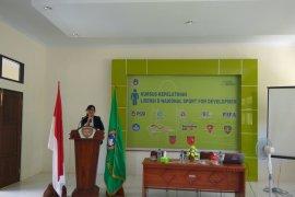 PSSI gelar kursus lisensi di Ambon