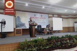 Rektor:  generasi muda harus pahami pentingnya Mahkamah Konstitusi