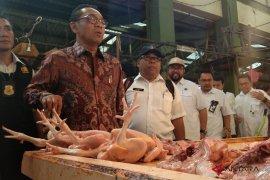 Stok pangan di Kota Pontianak terkendali jelang Natal dan Tahun Baru