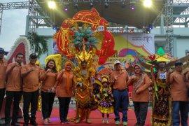 Batanghari Gelar Festival Tapa Malenggang  2018