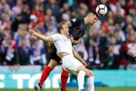 Inggris pencundangi Kroasia untuk lolos ke semifinal