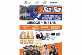 PT KAI akan gelar lomba lari di Cirebon