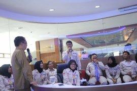 Kemenpora Apresiasi Keberadaan TLR Pusat Smart City Kota Tangerang