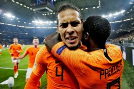 Belanda ke putaran final Nations League