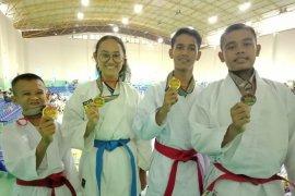 Karateka Sibolga ukir prestasi tingkat Asia