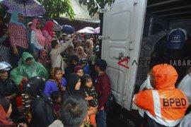 Pemkab Tasikmalaya prioritaskan penanganan pengungsi korban bencana