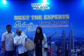 Aceh pasar potensial bagi sektor pariwisata Malaysia