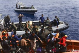 SAR: Material pesawat bergeser ke arah Subang