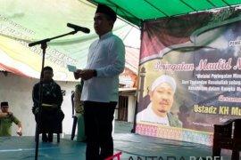 Pemkot Pangkalpinang rayakan Maulid Nabi Muhammad bersama masyarakat