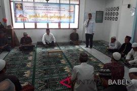 Lapas Sungailiat gelar peringatan Maulid Nabi Muhammad SAW