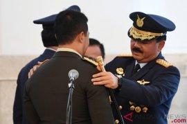 Panglima TNI pimpin sertijab KSAD