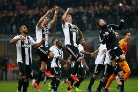 Hasil dan klasemen Liga Italia, Juve perlebar jarak dengan para pesaing