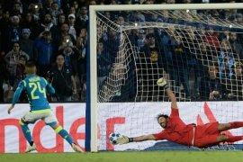 Penalti Insigne bawa Napoli imbangi PSG 1-1
