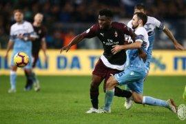 Hasil dan klasemen Liga Italia, Lazio dan Milan berbagi poin