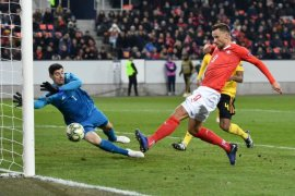 Swiss hancurkan Belgia dengan kemenangan 5-2