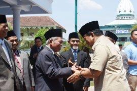Capres Prabowo Ke Gontor