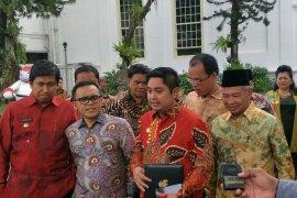 Mardani Maming : Banyak tokoh Kalsel lebih layak masuk kabinet Jokowi