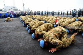 Satgas Maritim Task Force (MTF) Konga XXVIII.J UNIFIL