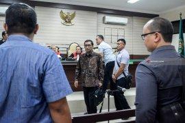 Mantan Bupati Tulungagung Syahri Mulyo Akui Bersalah, Tidak Ajukan Banding