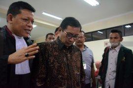 Sidang Dakwaan Bupati nonaktif  Tulungagung Syahri Mulyo