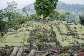 Tim cagar budaya Jabar paparkan kajian pembangunan Gunung Padang