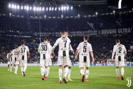 Hasil dan klasemen Liga Italia, Juve pelihara keunggulan poin