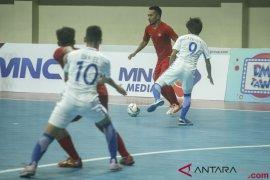 Tim futsal Indonesia kalah 5-7 lawan Malaysia