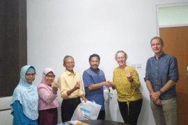 Van Hall Larenstein, Belanda jajaki kerja sama dengan Sekolah Vokasi IPB