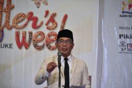 """""""Kadin Jabar Expo"""" hadiah untuk Ridwan Kamil"""