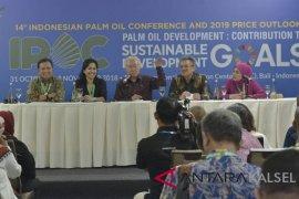 Bambang: Tantangan saat ini sertakan prinsip SDGs dalam proses bisnis sawit