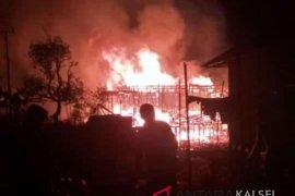 Musibah kebakaran pemukiman mendominasi selama 2018