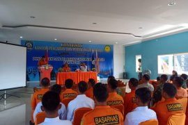 Basarnas Ternate gelar pendidikan penyelamatan dalam air