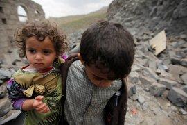 85 Ribu Anak Meninggal Akibat Kelaparan di Yaman