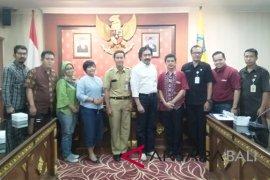 Tim Itjen Kominfo apresiasi kemitraan ANTARA-Pemprov-Media di Bali